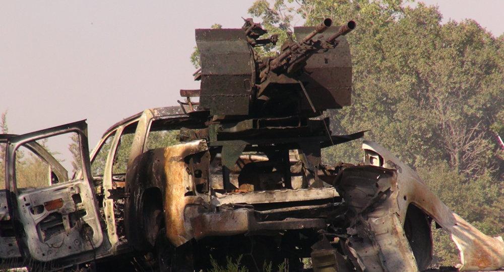 الجيش السوري ينجح استنزاف المسلحين في ريف اللاذقية