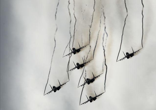 مقاتلات ميغ - 29
