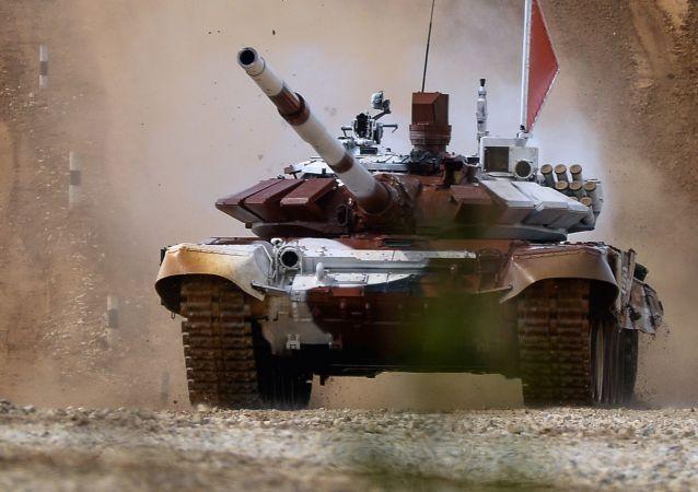 دبابة تي - 72 بي