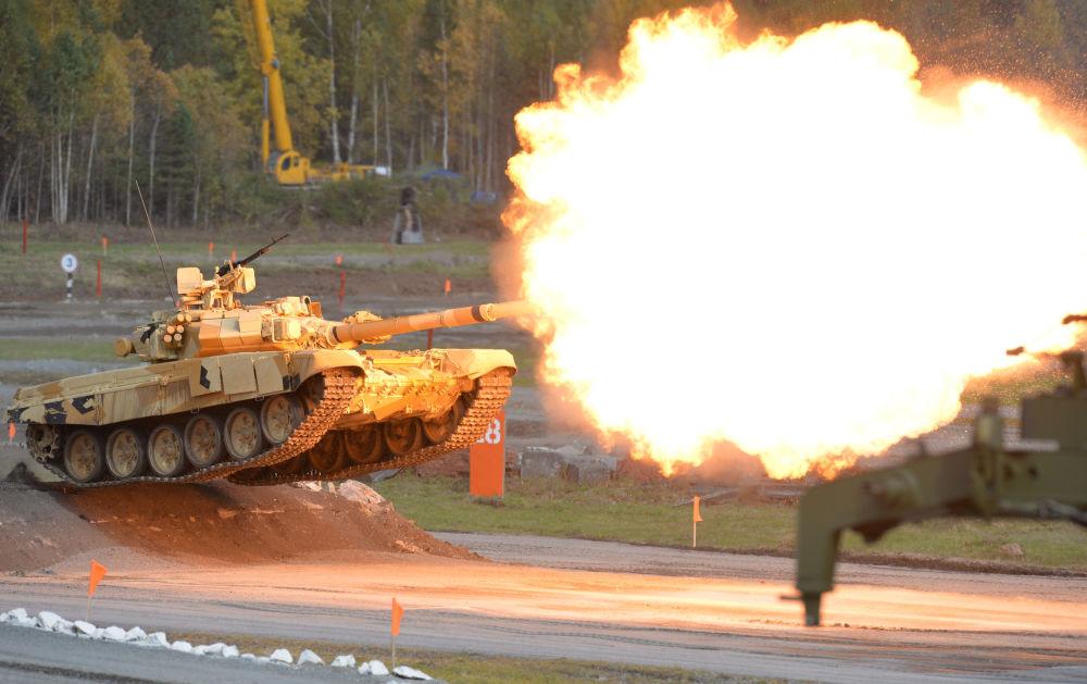 دبابة تي - 90 إيه