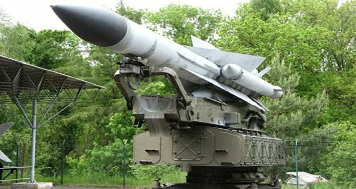 صاروخ سام 5