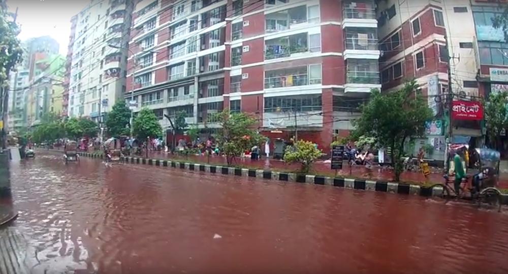 بحر من الدماء في بنغلاديش