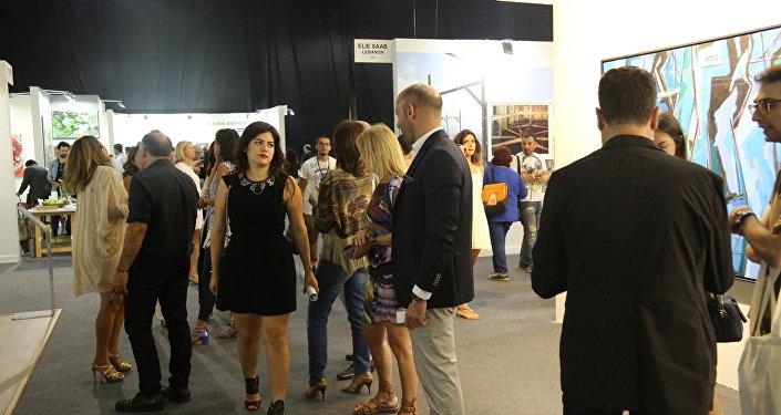 معرض بيروت الفني الدولي