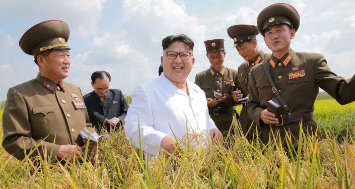 رئيس كوريا الشمالية