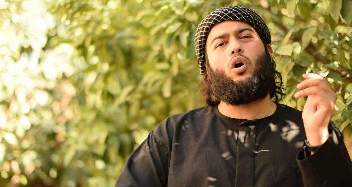 الإرهابي السعودي المحيسني