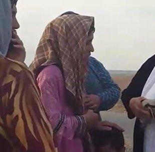 سبية إيزيدية خارقة استعبدها داعش لأمور عدة
