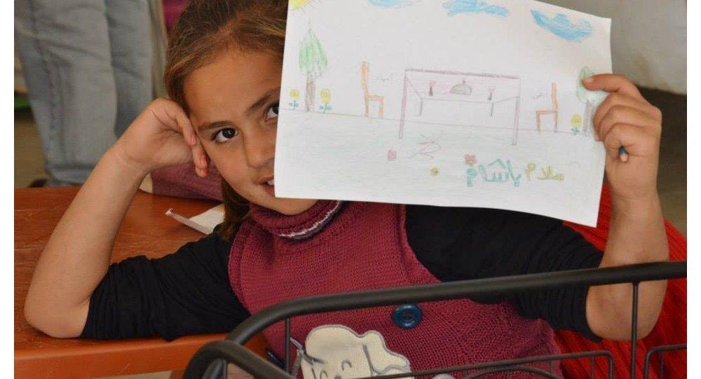 أطفال سوريا في لبنان