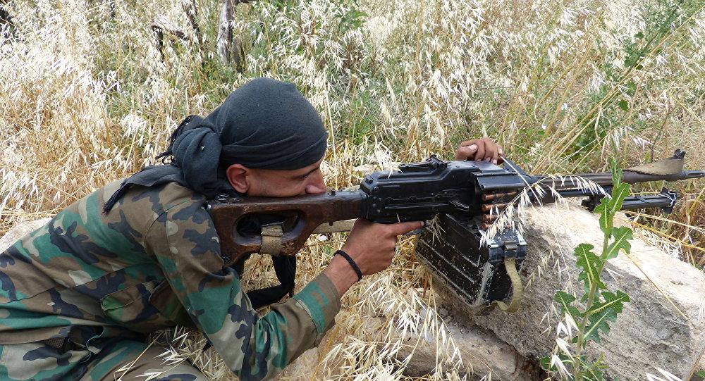 الجيش السوري يكبد داعش خسائر كبيرة في دير الزور