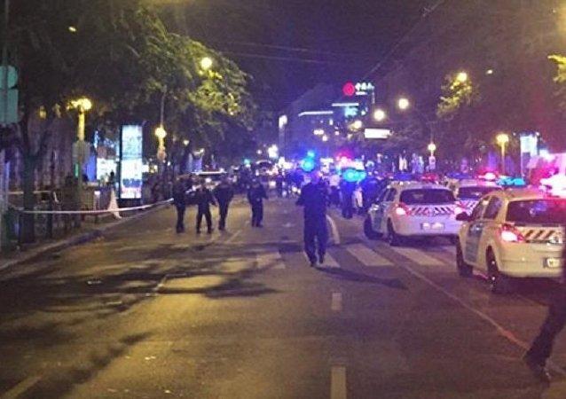 انفجار بودابست