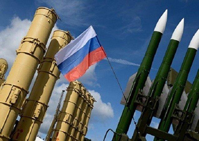 أسلحة روسية