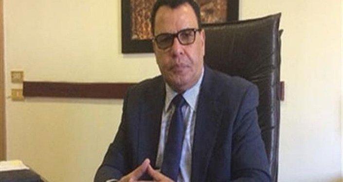سامي محمود رئيس هيئة تنشيط السياحة المصرية