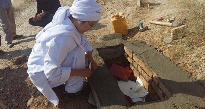 فهيمة الفتاة الأفغانية