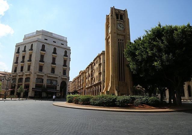 وسط بيروت الخاوي