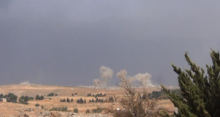 الجيش السوري يتقدم بمحيط حماة