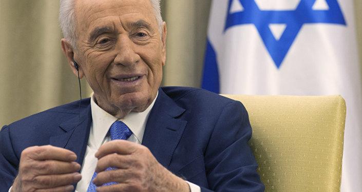 الرئيس الإسرائيلي السابق شمعون بيريز   إقرأ المزيد