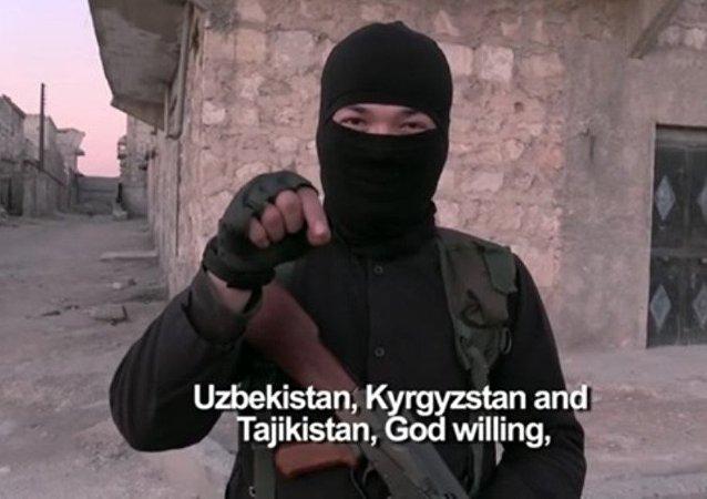 إرهابي قرقيزي