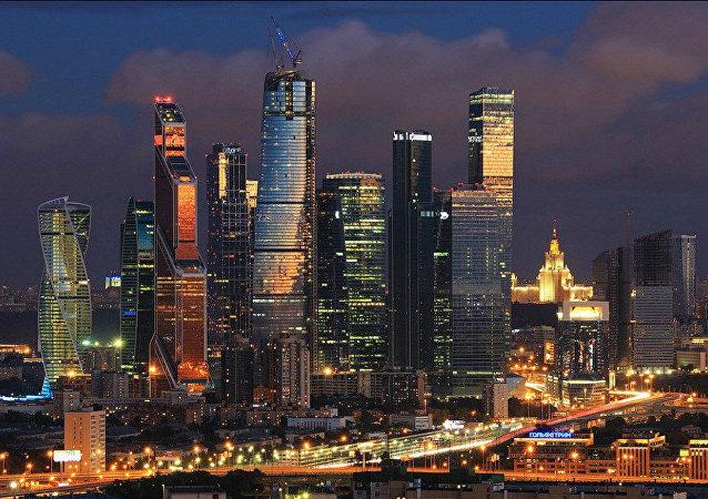 مركز الأعمال الدولي في موسكو