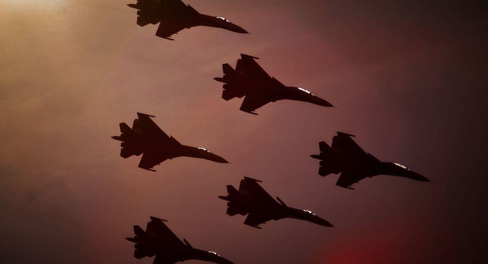 مقاتلات سوخوي روسية