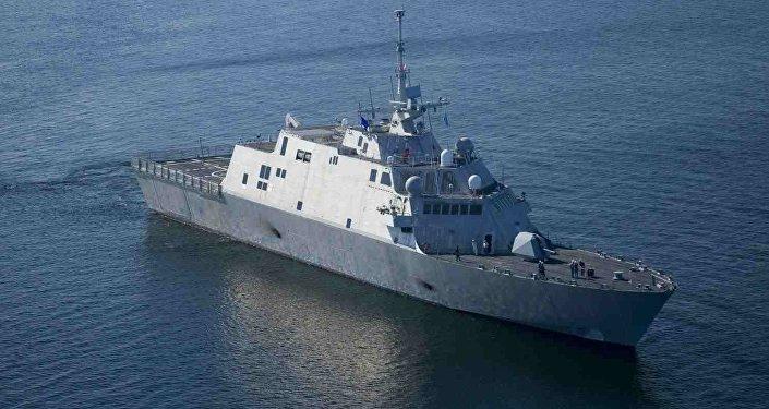 سفينة للتحالف العربي