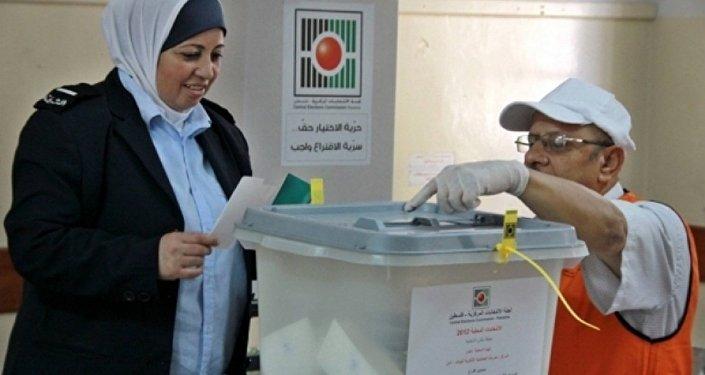 انتخابات محلية في الأراضي الفلسطينية، صورة أرشيفية