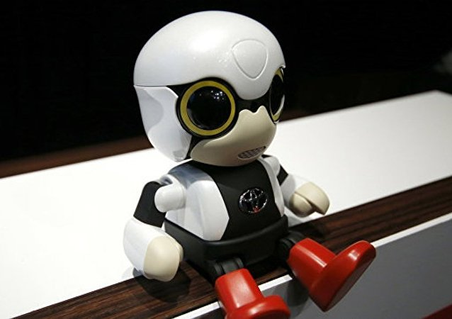 روبوت طفل ياباني