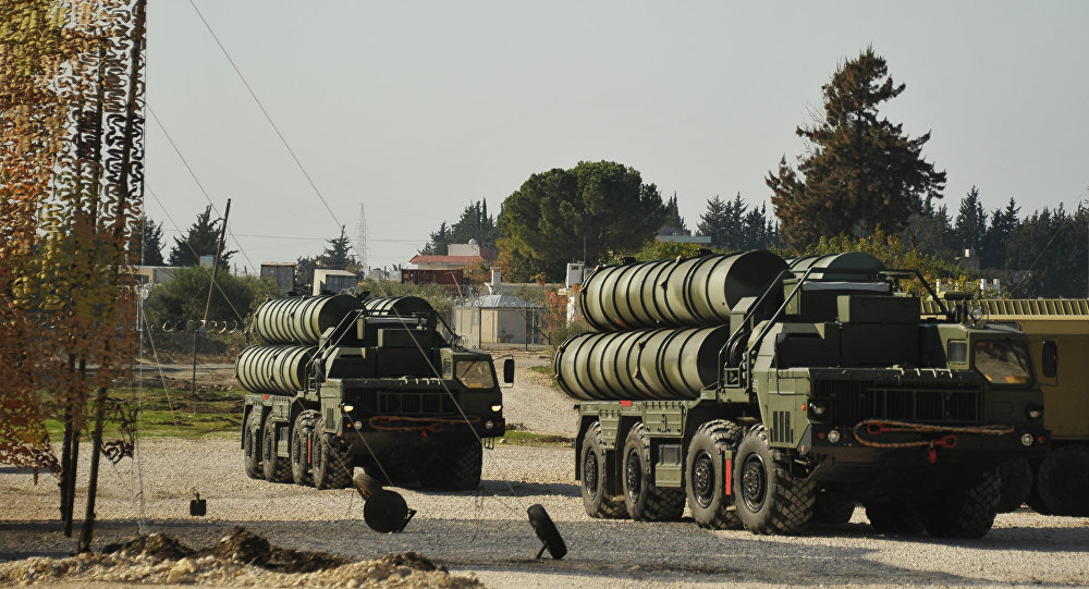 صواريخ إس - 400