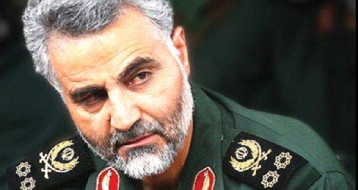 قائد فيلق القدس قاسم سليماني