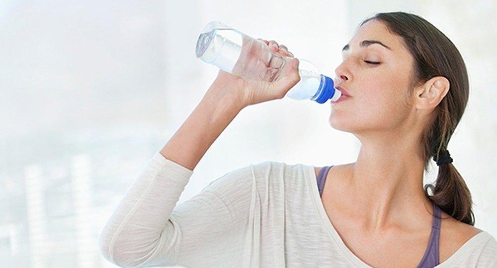الصحة وشرب الماء