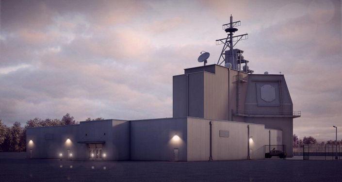 منشأة تابعة لنظام الدفاع المضاد للصواريخ الأمريكي في رومانيا