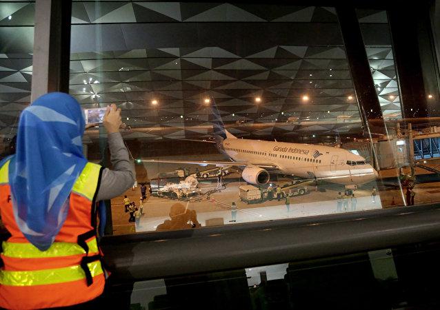مطار جاكرتا