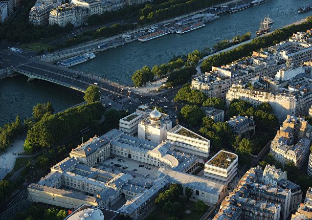 مركز ثقافي ديني روسي في باريس