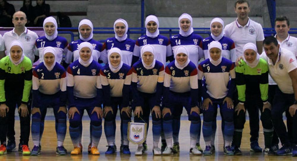 المنتخب الروسي لكرة القدم الخماسية للسيدات