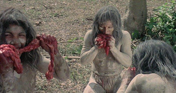 أكلو لحم البشر