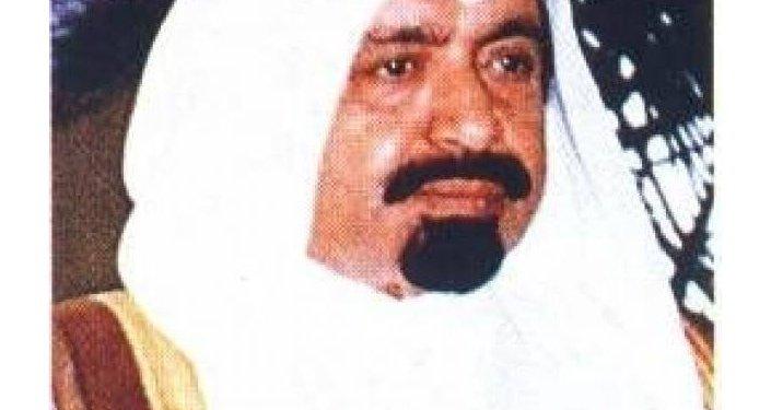 الشيخ خليفة بن حمد آل ثاني أمير قطر الأسبق