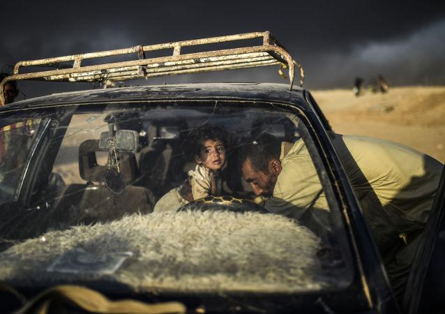 إنطلاق عملية تحرير الموصل من تنظيم داعش، 22 أكتوبر/ تشرين الأول 2016
