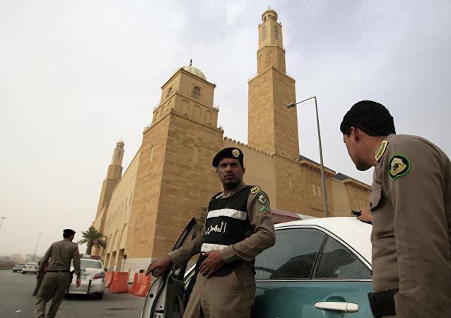 الشرطة في الخليج(أرشيفية)