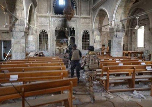كنيسة في الموصل