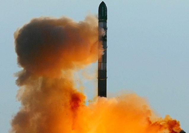 صاروخ نووى روسى