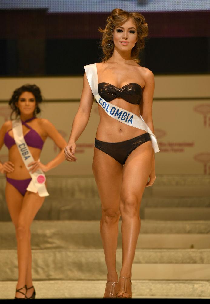 ملكة جمال كولومبيا