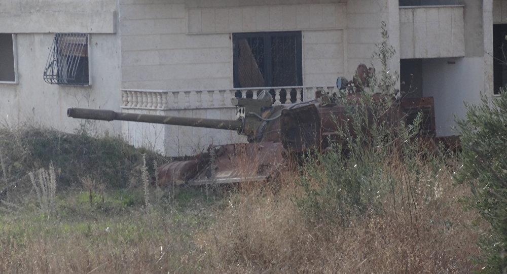 الجيش الجيش يقطع آخر الطرق الواصلة إلى خان الشيح