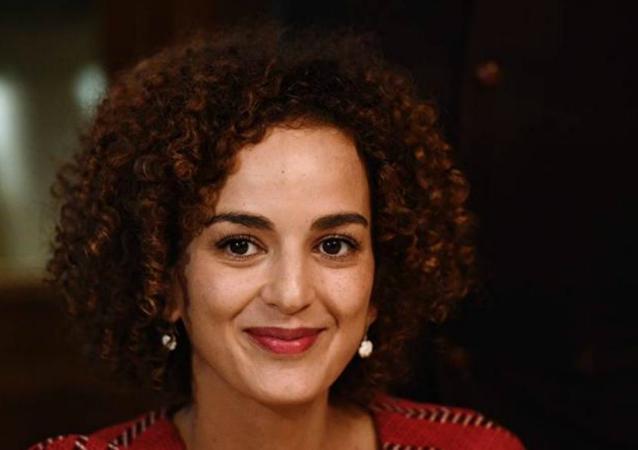 الروائية ليلى سليماني