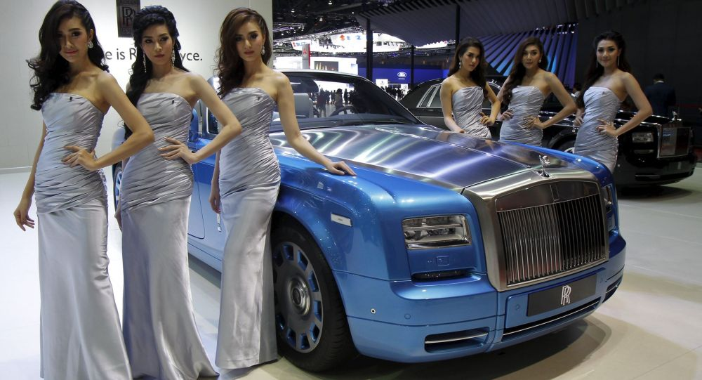 سيارة رولز رويس