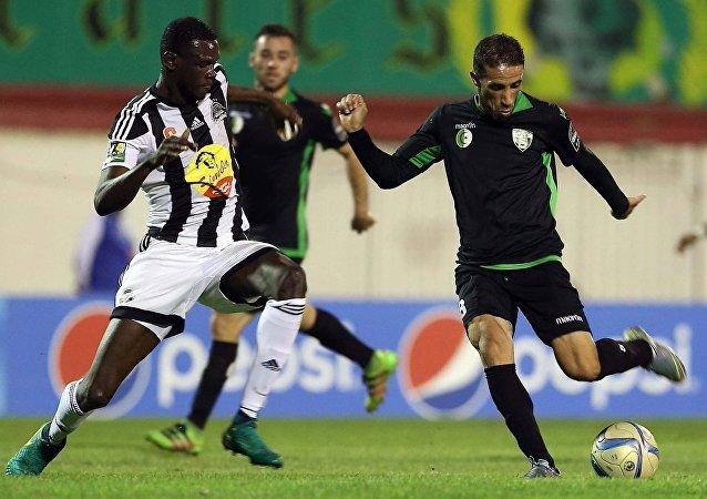 مازيمبي بطل كأس الـ كاف 2016