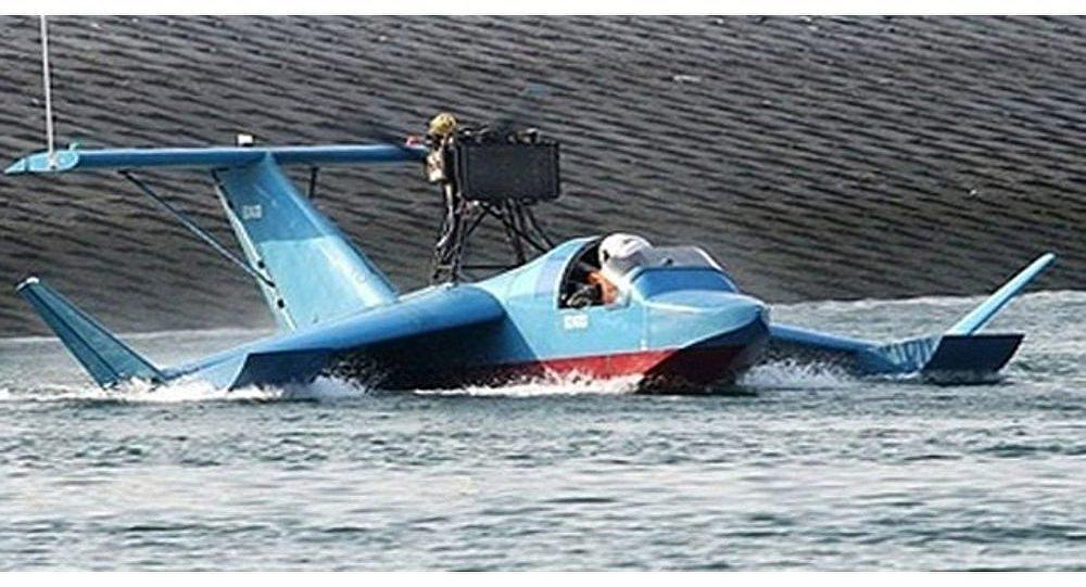 طائرات ايرانية عمودية
