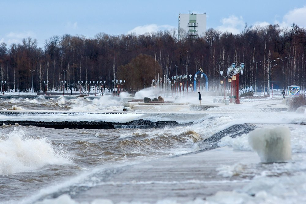بحيرة أونيغا في بيتروزافودسك