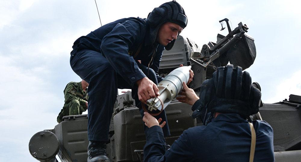 تمرين للجيش الروسي في شمال القوقاز