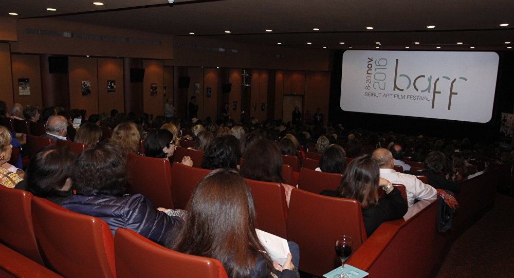 مهرجان سينمائي في لبنان