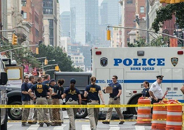 تفجيرات في نيويورك و نيوجيرسي