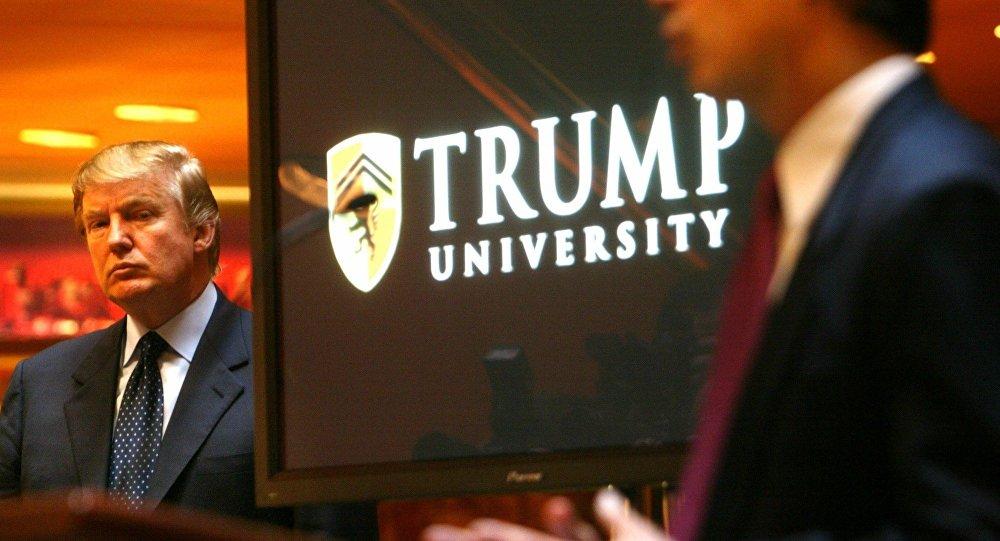 جامعة ترامب