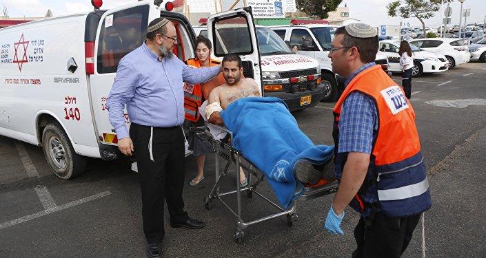 مستشفى في إسرائيل
